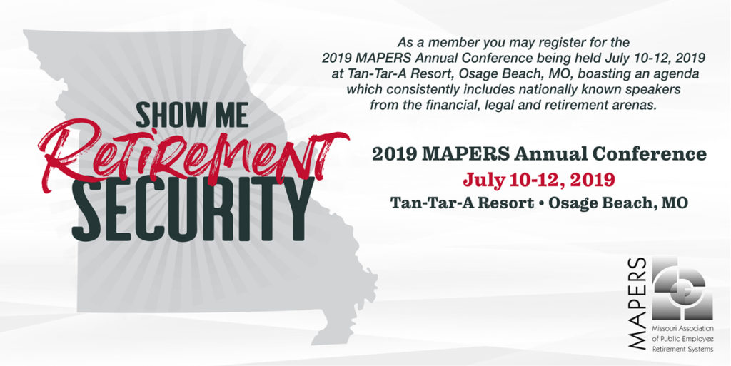 Conference - MO Association of Public Employee Retirement
